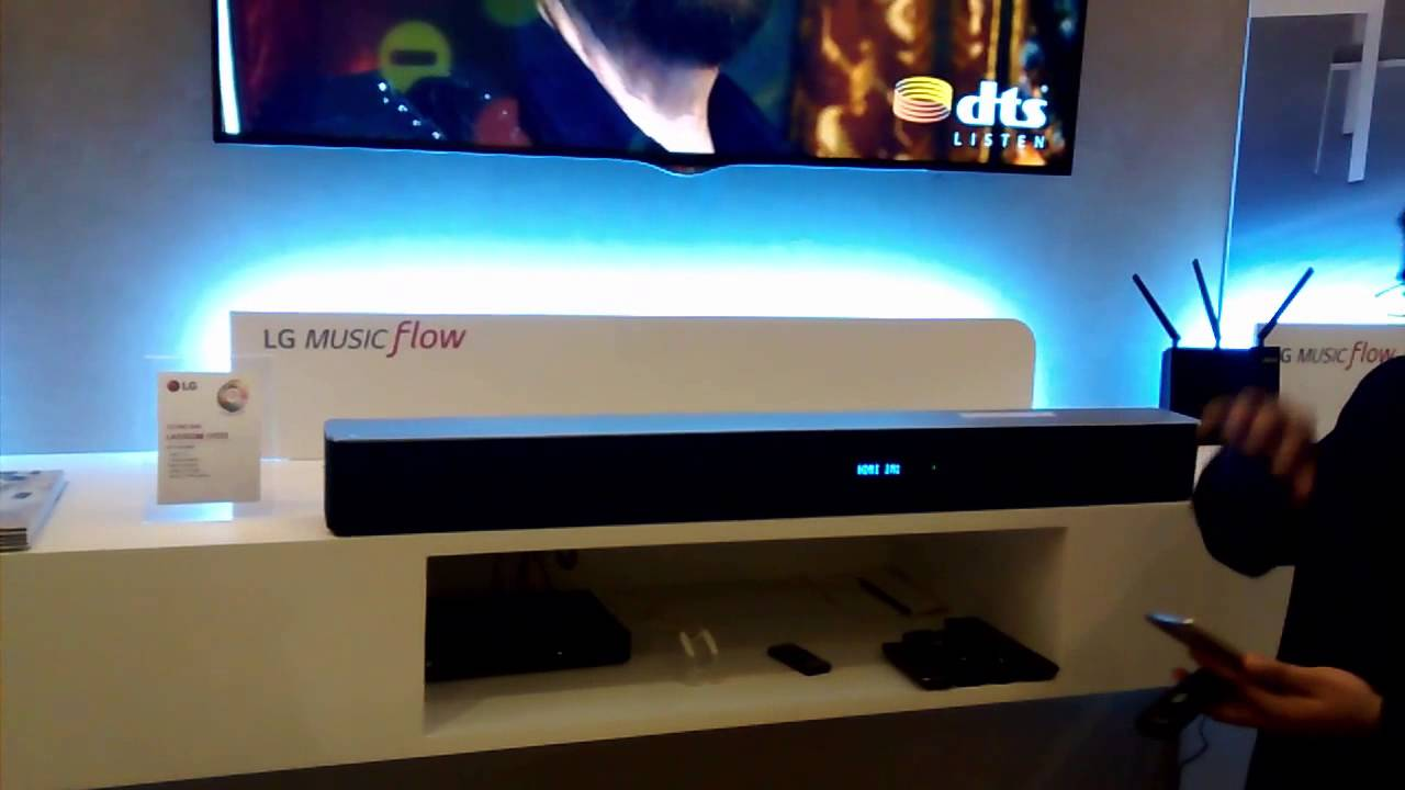LG Music Flow system review and price in India