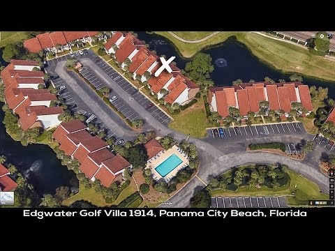 Edgewater Beach Resort Golf Villa Panama City Florida Real Estate For