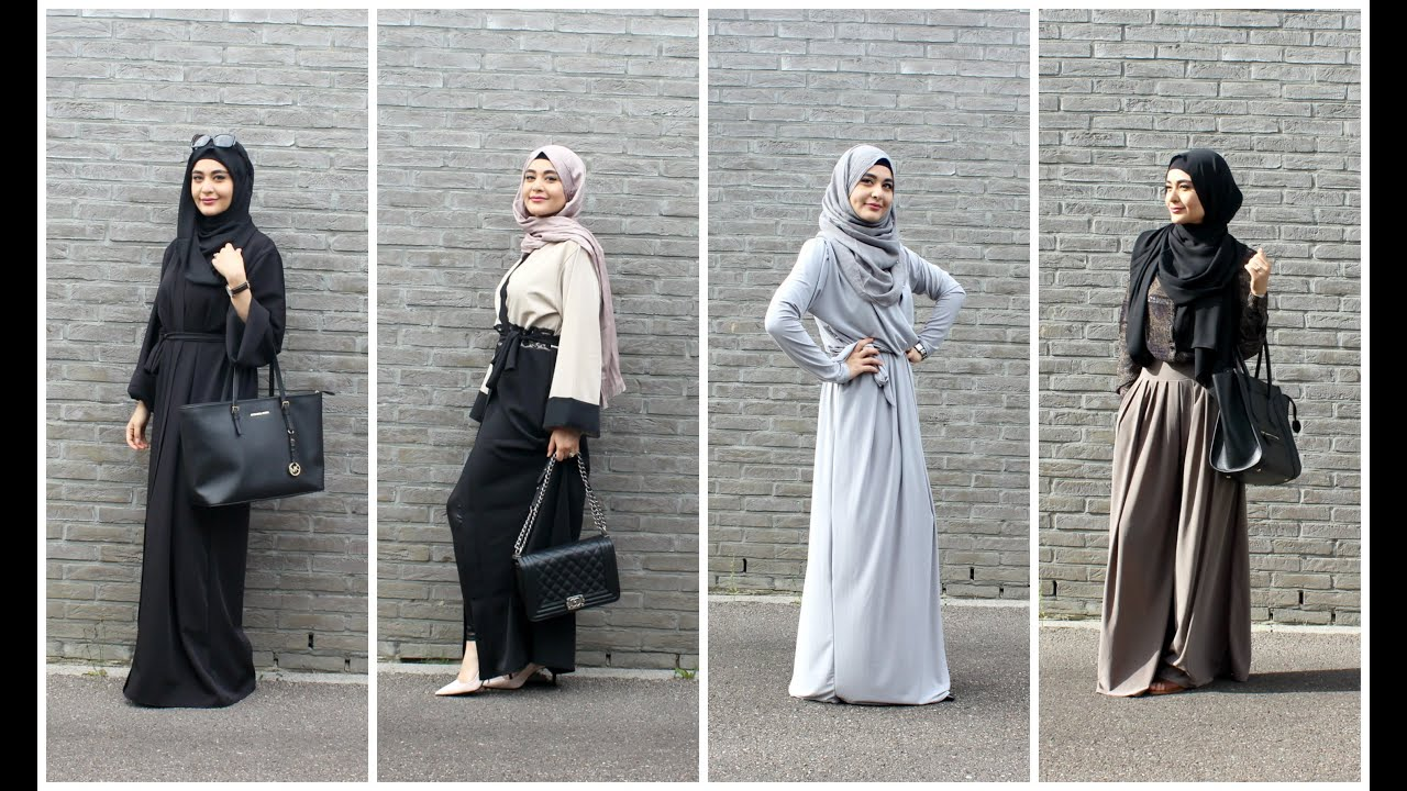 Summer Modest Hijabi Lookbook Feat Jennah Boutique Muslim Queens By Mona Youtube