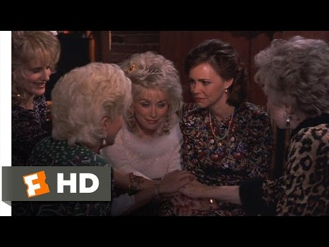 Steel Magnolias (4/8) Movie CLIP - Not Exactly Great News (1989) HD