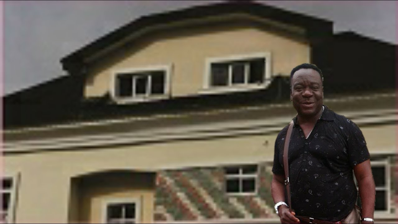 Mr  IBU New multimillion mansion in lagos in 2019