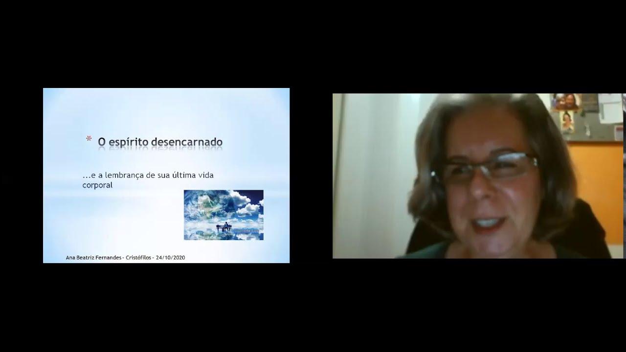 Palestra de Ana Beatriz