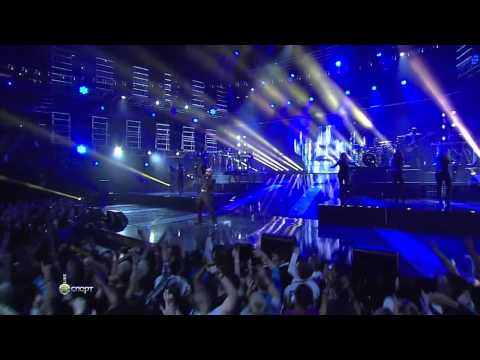 HD 2012 NBA All-Star Game Halftime Show - Pitbull, Chris Brown and Ne-Yo