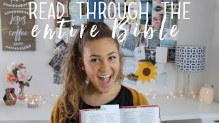 How to Read Through the ENTIRE Bible   My Top 10 Tips