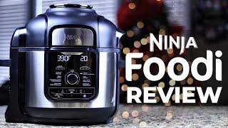 Ninja Foodi Deluxe Preṡsure Cooker   FULL Review 2021!