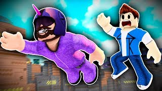 Roblox Daycare - SUPER HERO TRAINING !? (Roblox Roleplay)