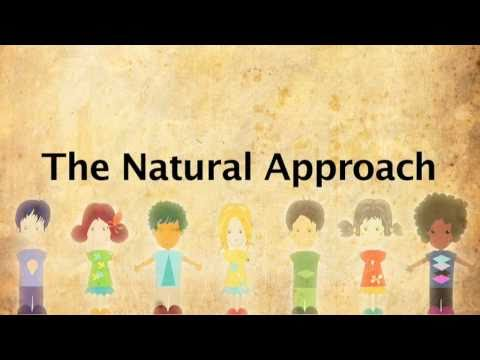The Natural Approach (Krashen)