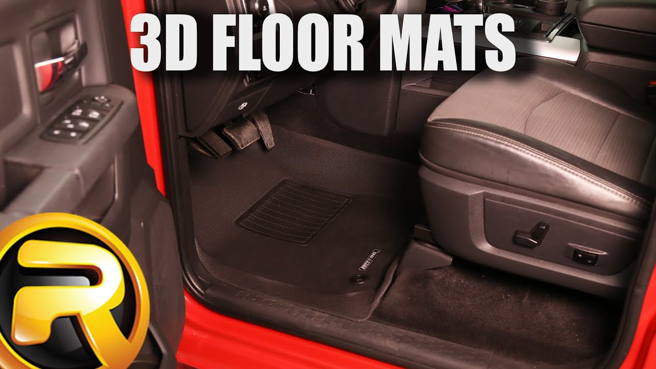 Aries 3D Floor Mats  Fast Facts  YouTube