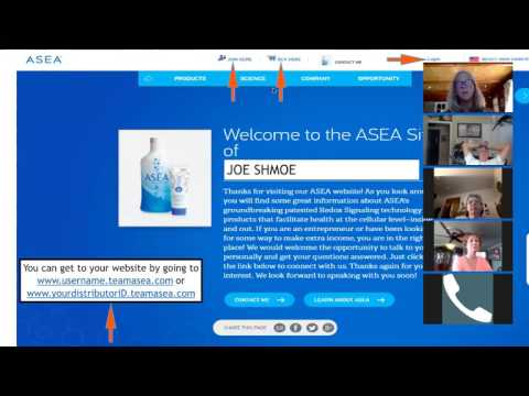 ASEA Orientation 2017