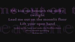 Kiss Me - NFG(New Found Glory) w/ Lyrics