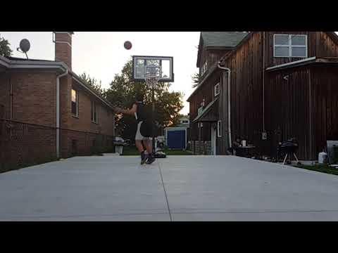 Andres Vazquez Senior Year Basketball Highlights #11 Chicago Academy High School