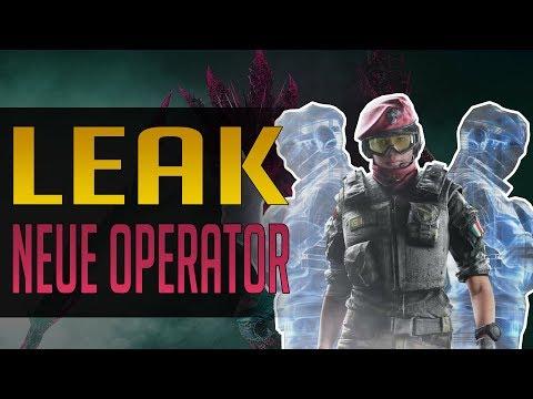Rainbow Six Siege | OPERATOR LEAK ALIBI UND MAESTRO