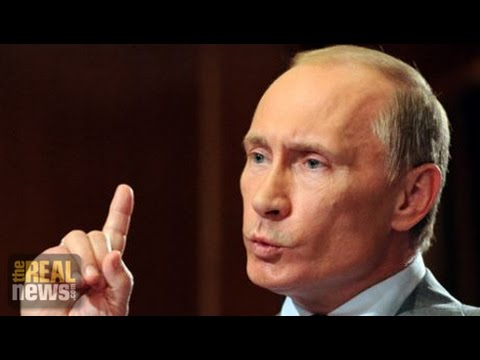 Putin and Russian Nationalism on the Rise