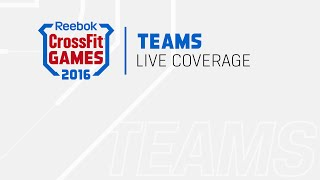 The CrossFit Games - Team Final