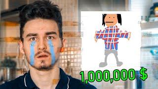 РИСУНОК на 1,000,000 $