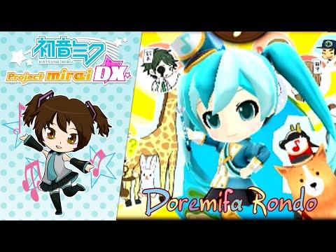 Doremifa Rondo - Hatsune Miku Project Mirai DX (Tap - Hard) [S+] [Perfect]