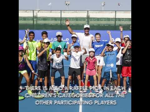 The Mubadala Community Cup registrations are officially open! Register now at Mubadalawtc.com