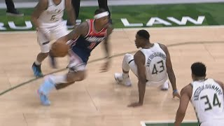 Beal 42 Pts Drops Thanasis! Giannis Fouls Out! 2020-21 NBA Season