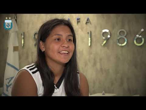 #SudamericanoSub20Femenino Nuestras representantes: Milagros Otazú