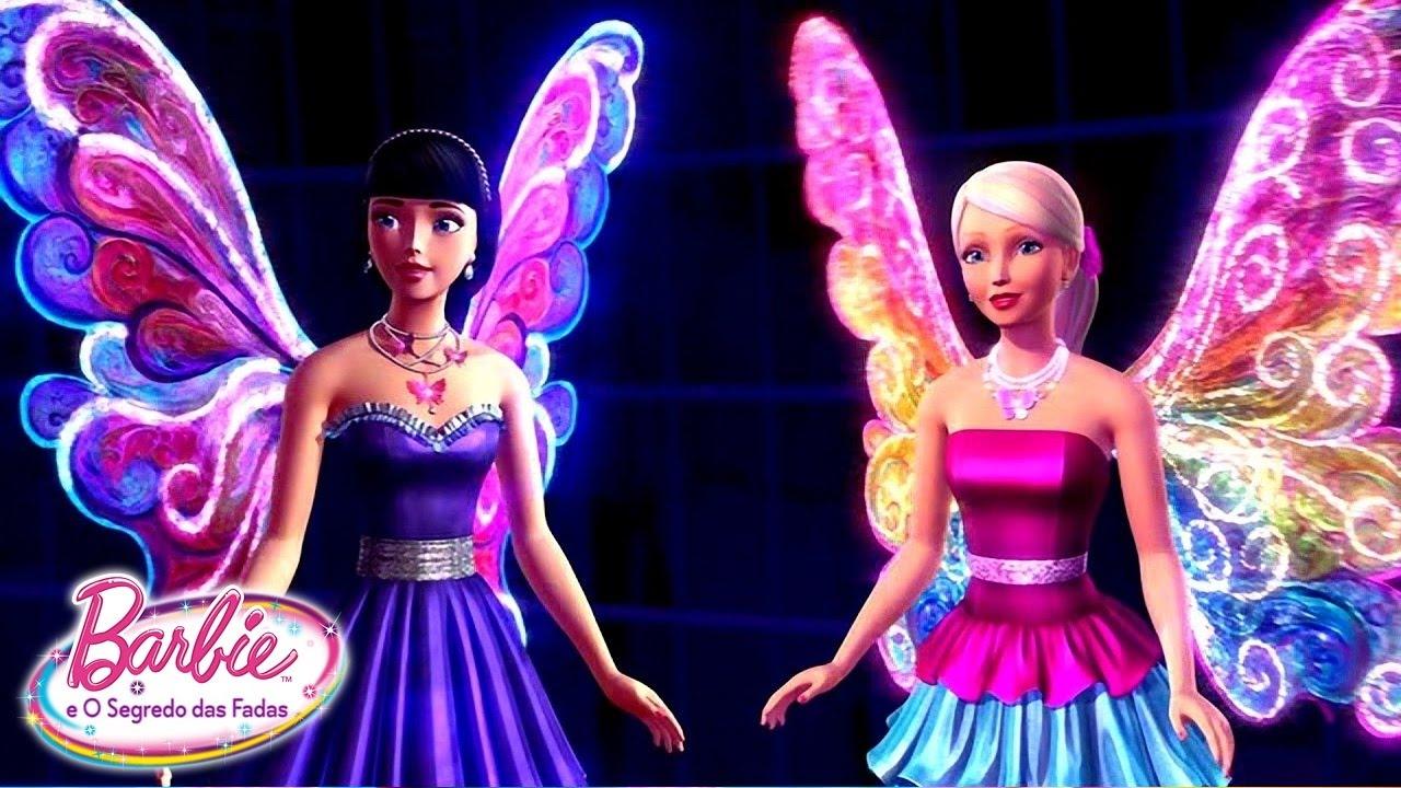 Barbie E O Segredo Das Fadas O Poder Da Amizade Asas De