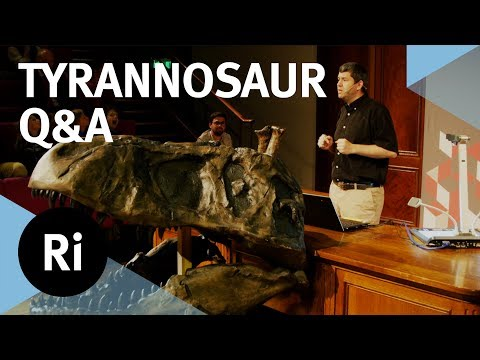 Q&A - How the Tyrannosaurs Ruled the World – with David Hone