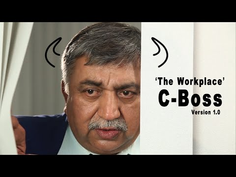 The Workplace | Ep-01 | C-Boss version 1