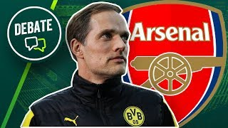 On this week's debate, stephen howson and statman dave go head-to-head answer whether thomas tuchel can bring the glory days back to arsenal.will new...