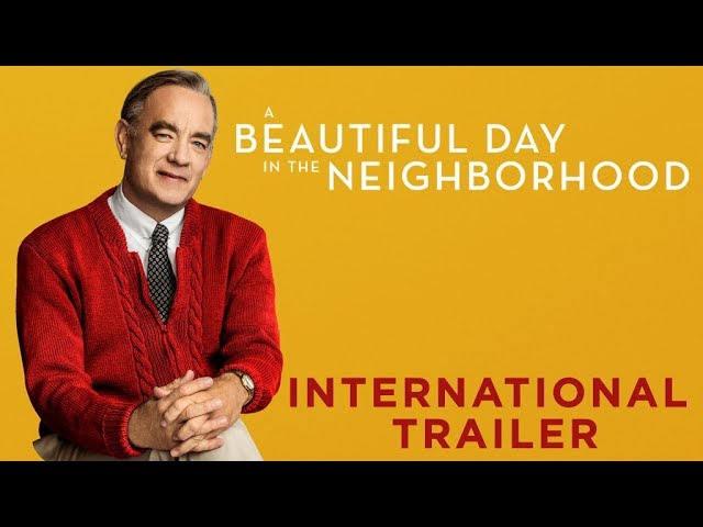A BEAUTIFUL DAY IN THE NEIGHBORHOOD - International Trailer