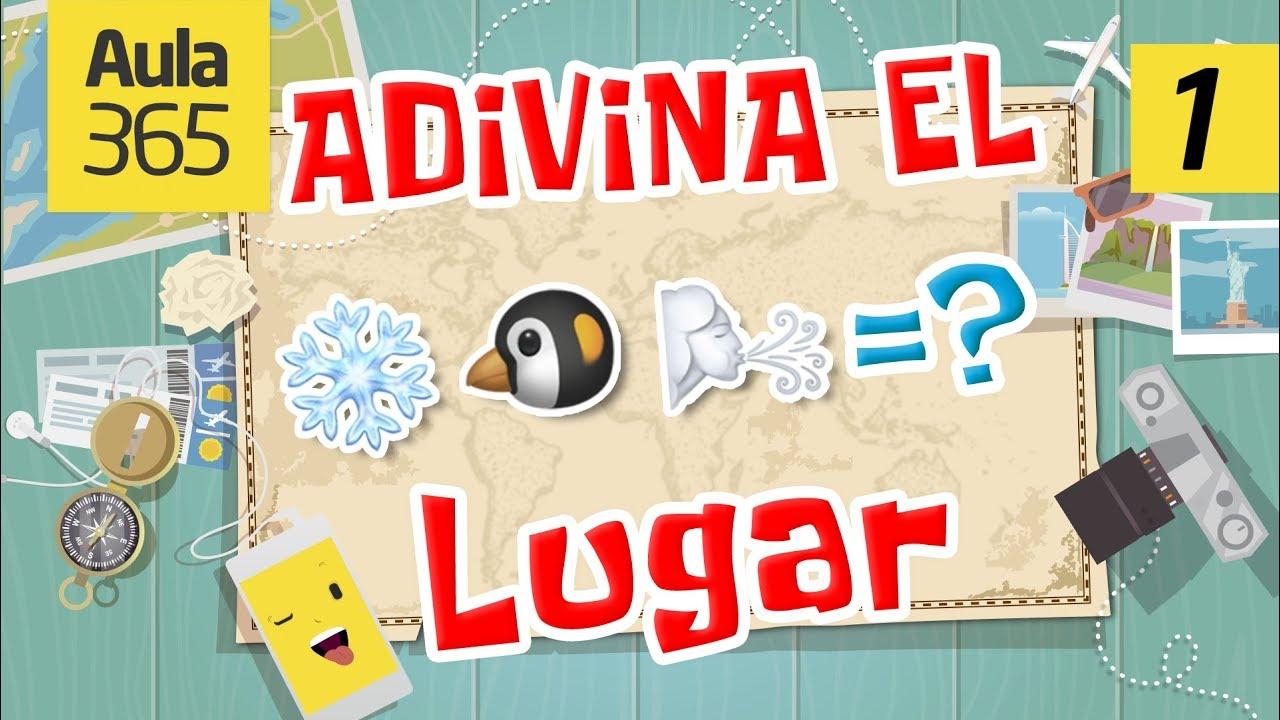 ¿Puedes adivinar todos los Lugares?   Emoji Challenge