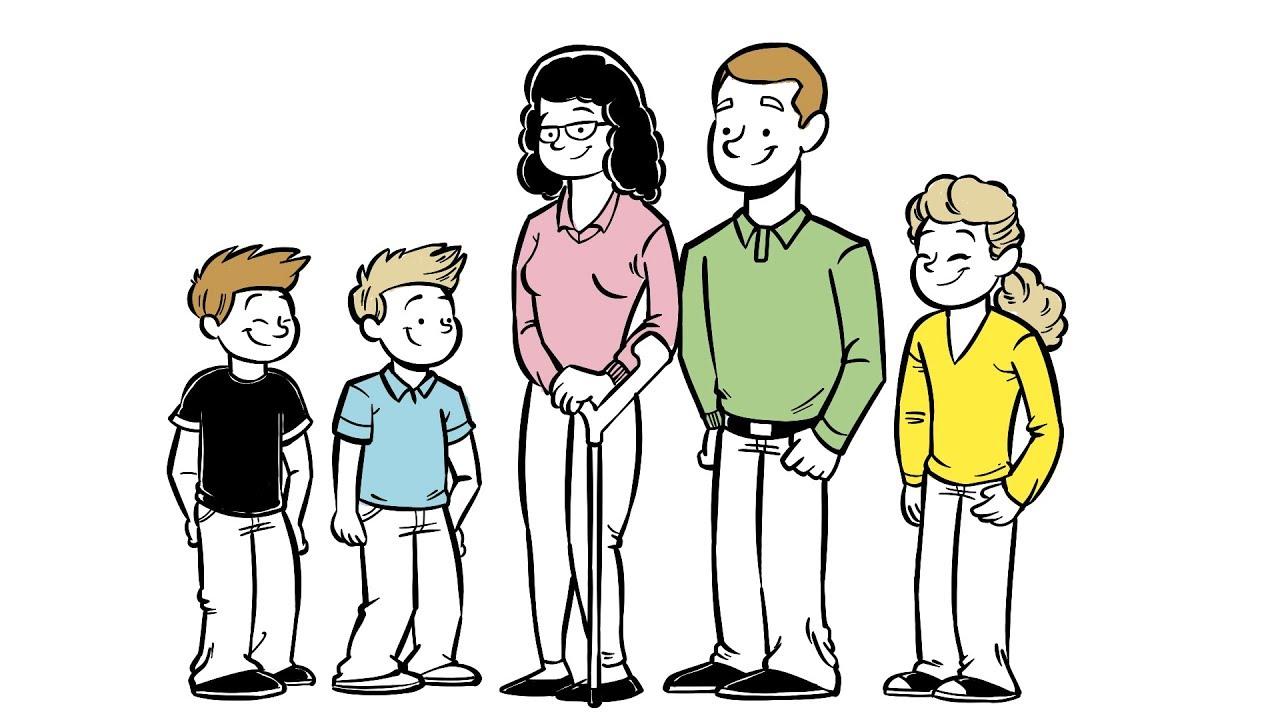 SEP: quand les enfants prennent soin de leurs parents