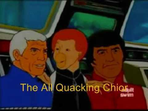 The All Quacking Choir (Bridal Shotacon version)