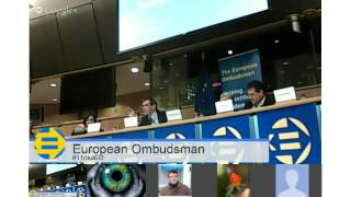 EU transparency: Where are we now? (Google Hangout on Air)