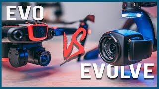Xdynamics EVOLVE VS Autel EVO | Video Quality Comparison