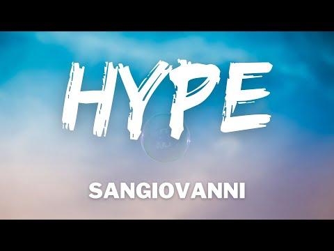 Sangiovanni (Amici 2021) - HYPE (Testo / Lyrics) - Italia Lyrics