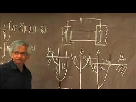Lecture 5. Electron Spin: how to rotate an electron to control the current