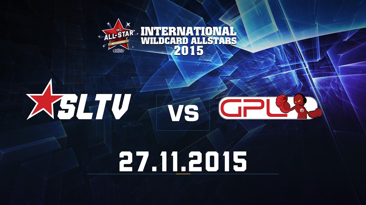 All stars 2015: Đông Âu vs Team Southeast Asia (STA vs GPL