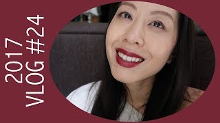 Vlog - This Week's Lipsticks and Trying Another Recipe