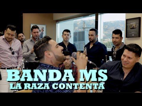 BANDA MS - LA RAZA CONTENTA (Versión Pepe's Office)