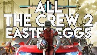 All The Crew 2 Easter Eggs & Secrets
