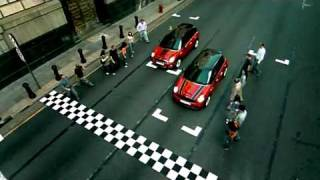 BMW MINI John Cooper Works Driving advert commercial