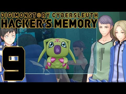 Digimon Story Cyber Sleuth Hacker's Memory (PS4)[Blind] Part 9 (Our Next Lead)
