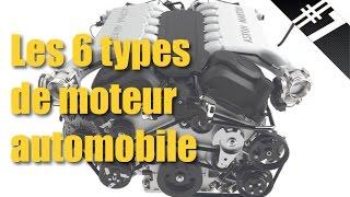#Autovlog 7 : LES 6 TYPES DE MOTEUR AUTOMOBILE ACTUEL