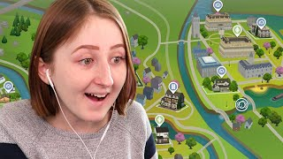 I rebuilt everything in The Sims 4... (Simsie Save Download)