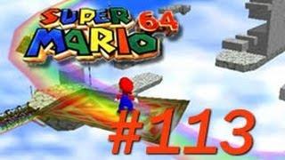 Super Mario 64 - Rainbow Ride - Cruiser Crossing the Rainbow - 113/120