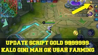 Cara Hack script gold unlimited langsung bisa beli item