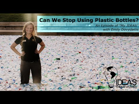 My ideas can we stop using plastic bottles youtube for What can we make out of plastic bottles
