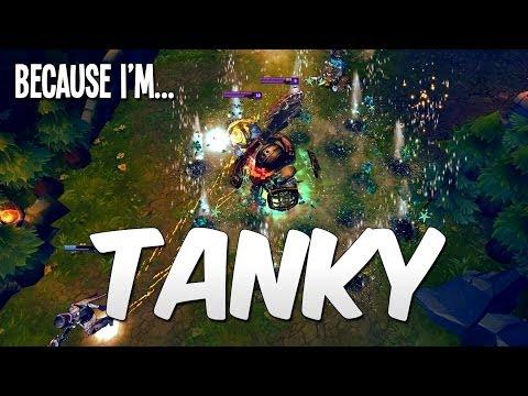 Instalok - Tanky (Pharrell Williams - Happy PARODY)
