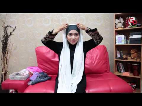 Tutorial Hijab Hudi Part 2 by Novi Ayla