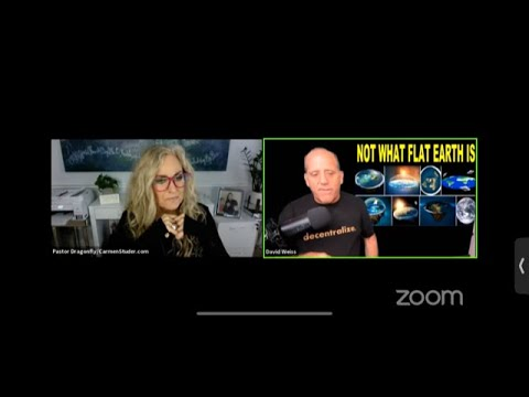Is God's Green Earth Flat?  |  Flat Earth Dave joins me!