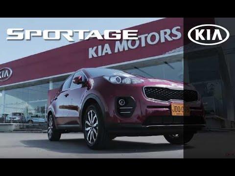 Presentación Sportage | Kia Motors Colombia